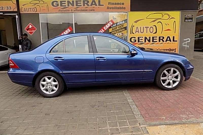 Mercedes Benz Benz C220 2003