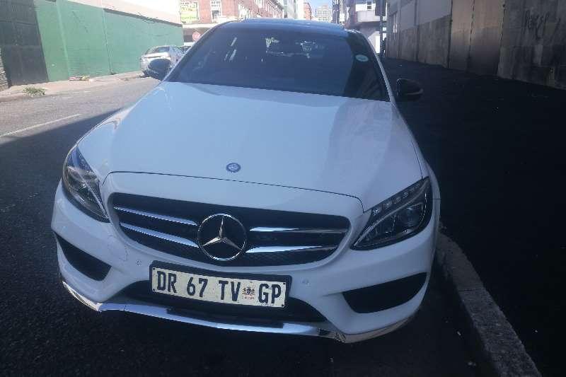 Mercedes Benz Benz C220 DIESEL 2015