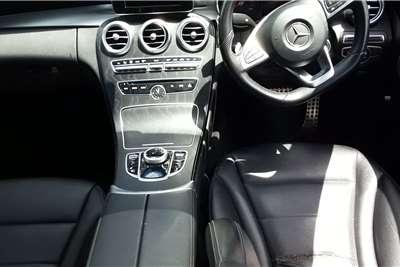 Mercedes Benz Benz c220d 2016