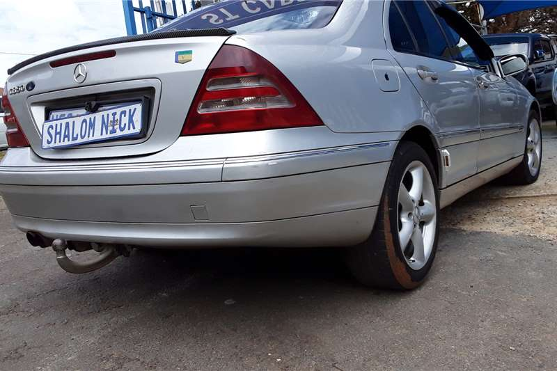 Used 2002 Mercedes Benz Benz