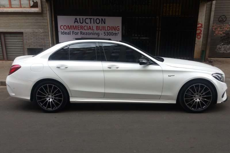 Mercedes Benz Benz C43 AMG 4 MATIC 2018