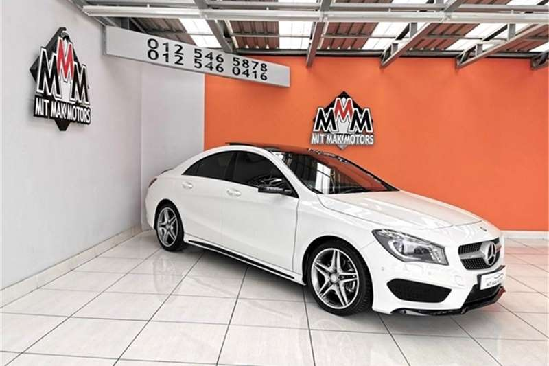 Mercedes Benz Benz CLA220 CDI AMG A/T 2016