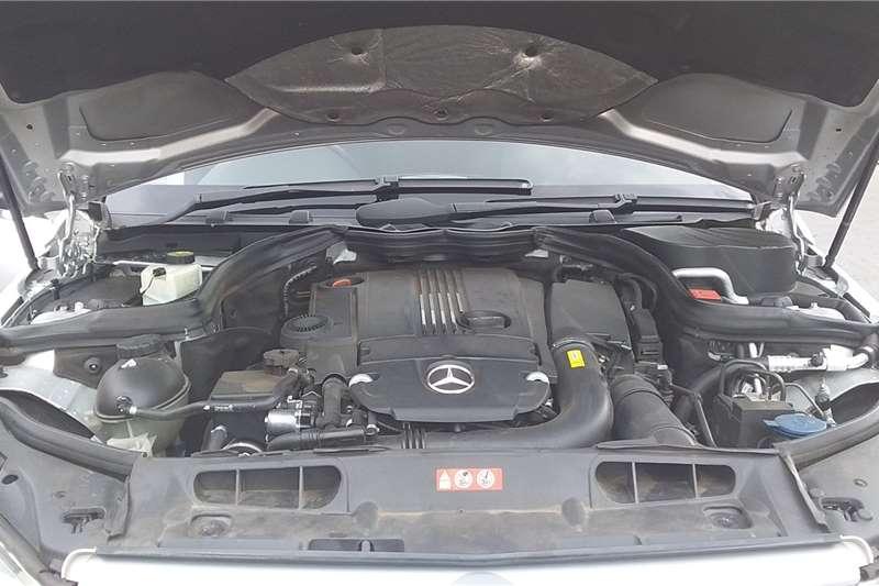 Mercedes Benz Benz K180 2011