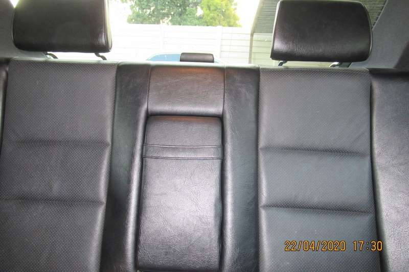 Used 2000 Mercedes Benz C Class