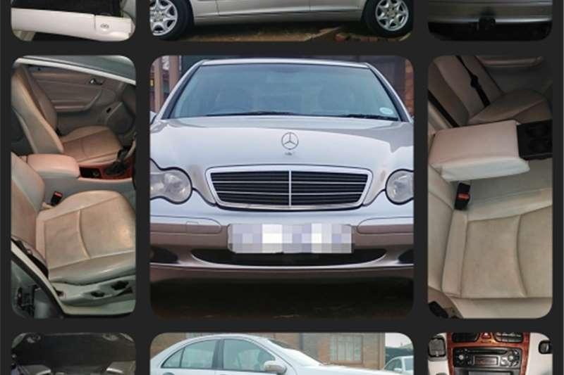 Mercedes Benz C-Class 2002