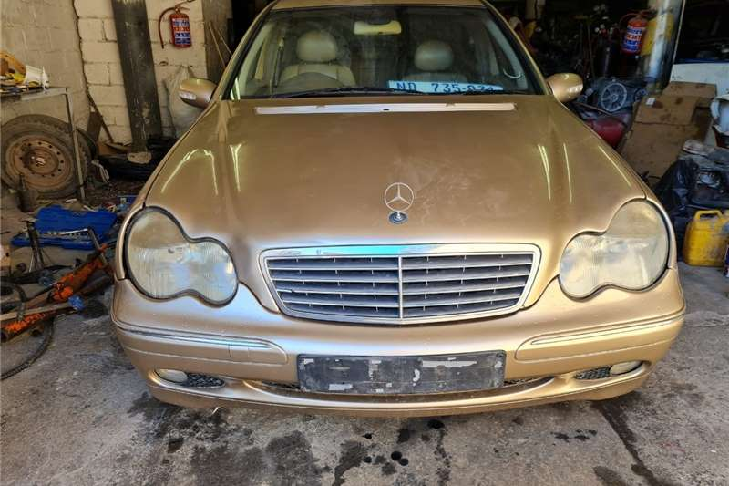 Used 2003 Mercedes Benz C-Class