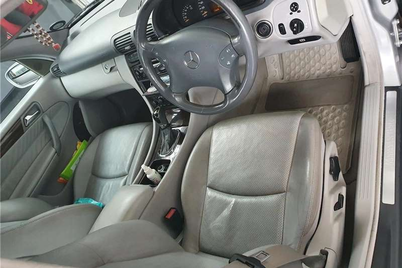 2003 Mercedes Benz C Class
