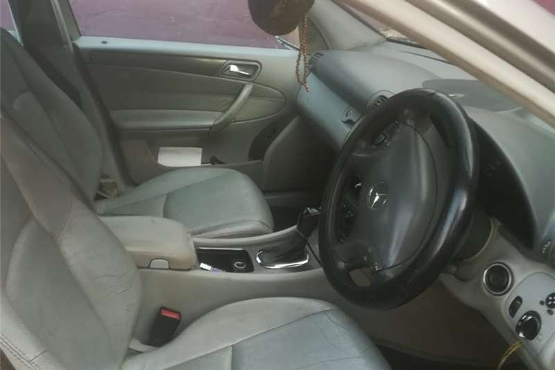 Used 2004 Mercedes Benz C-Class