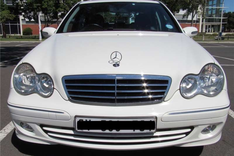 Used 2005 Mercedes Benz C Class