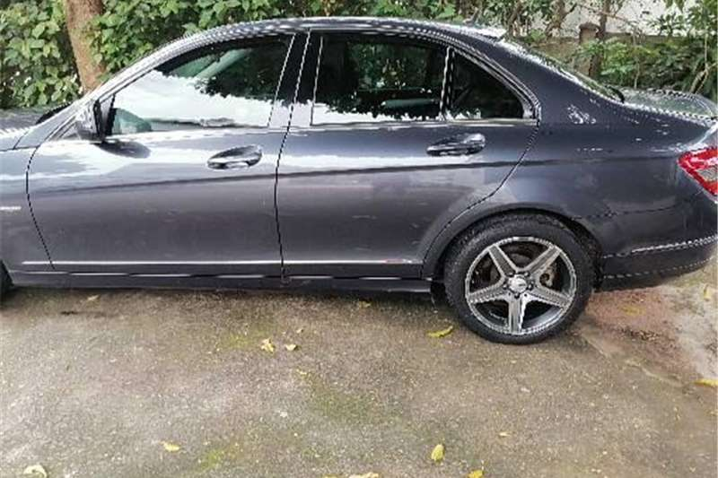Used 2007 Mercedes Benz C Class