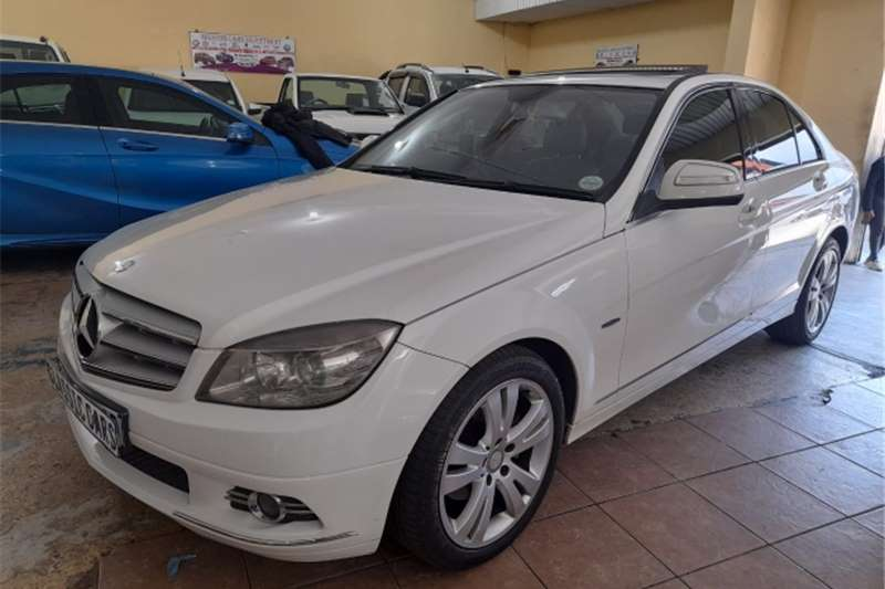 Used 2008 Mercedes Benz C Class
