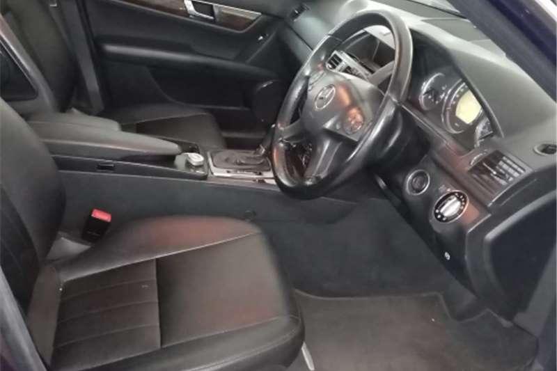 Mercedes Benz C-Class 2009