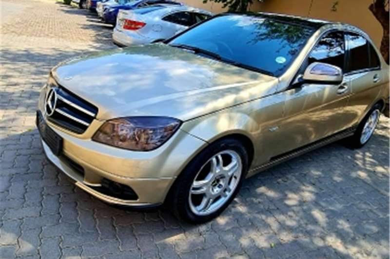 Used 2009 Mercedes Benz C-Class