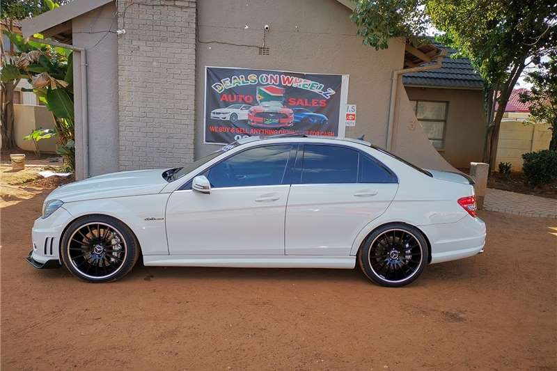 Used 2009 Mercedes Benz C Class
