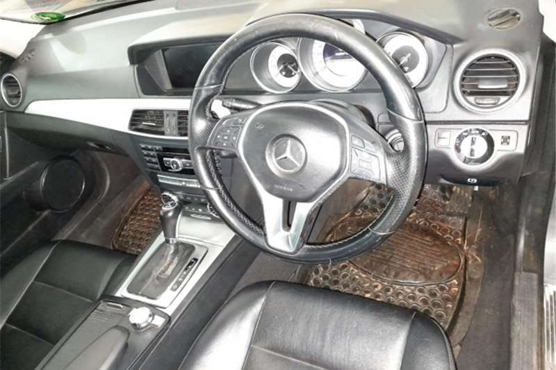 Used 2011 Mercedes Benz C Class