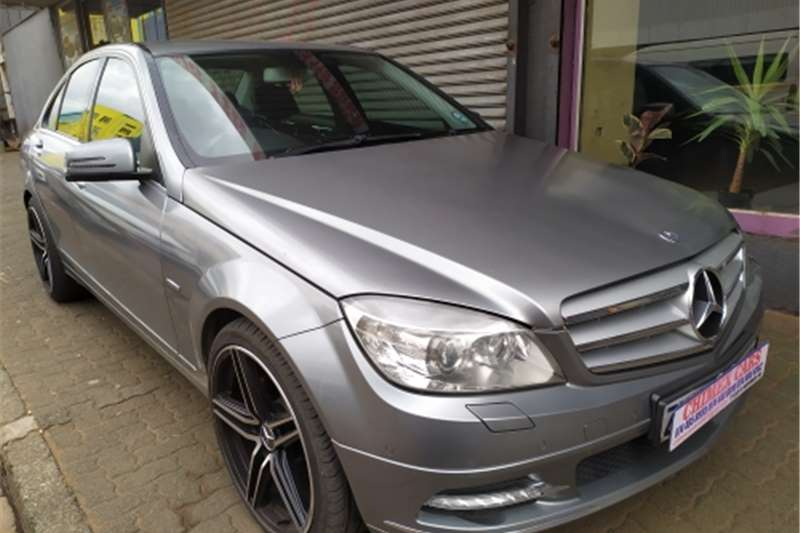 Used 2011 Mercedes Benz C-Class