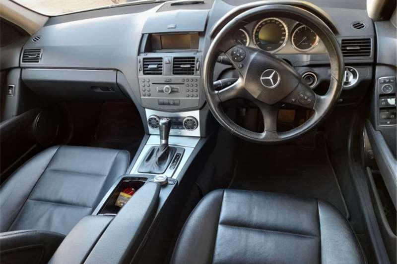 2012 Mercedes Benz C-Class
