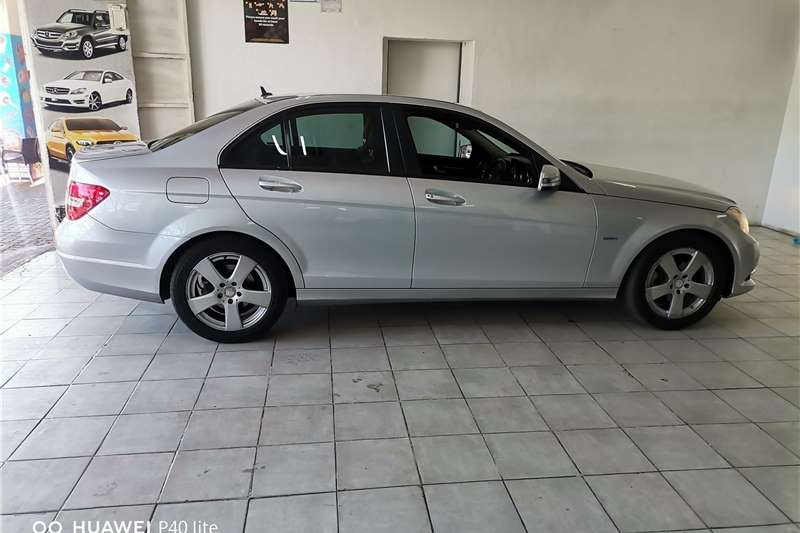Used 2012 Mercedes Benz C Class