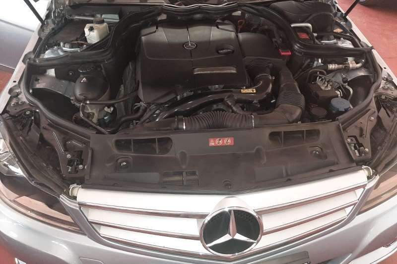 Used 2013 Mercedes Benz C-Class