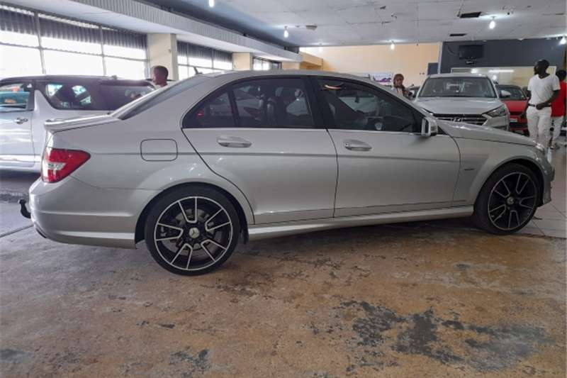 Used 2014 Mercedes Benz C Class