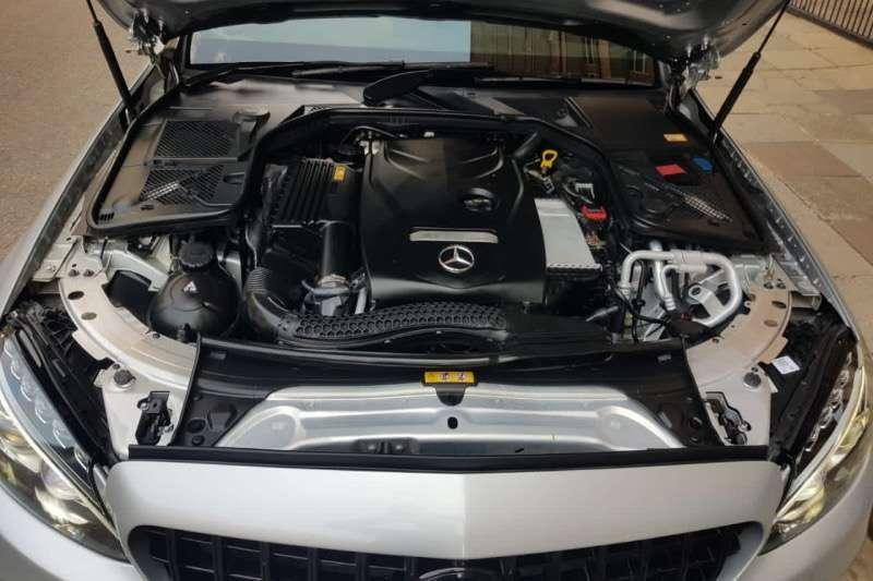 Mercedes Benz C-Class 2015