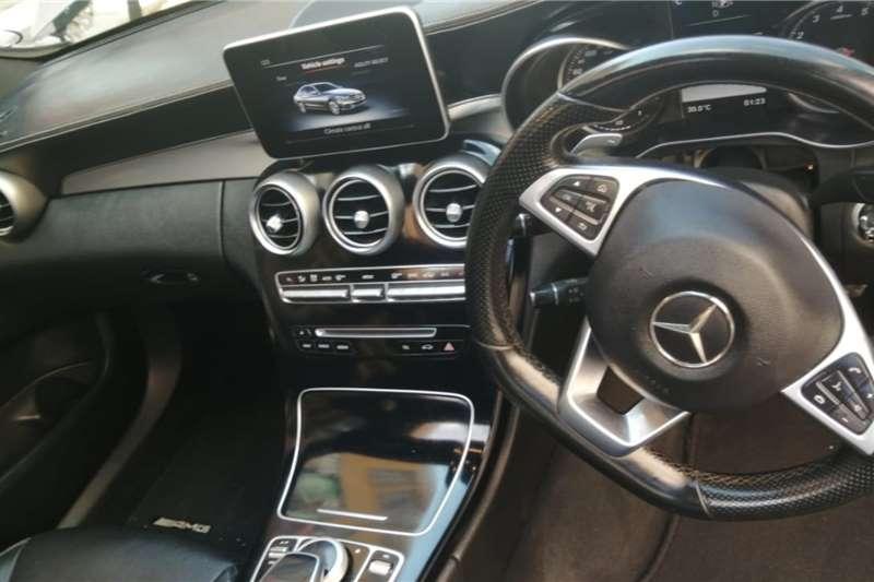 Mercedes Benz C Class 2015