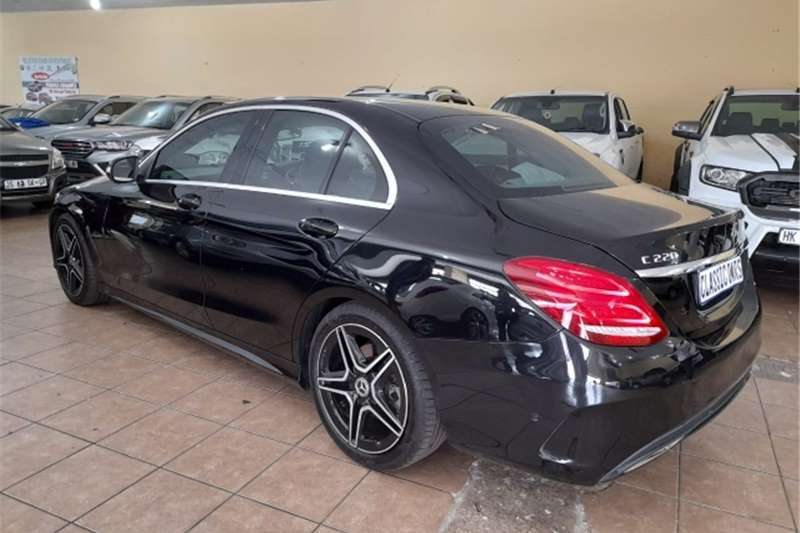Used 2017 Mercedes Benz C Class