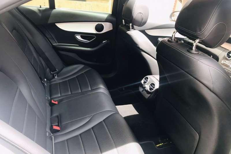 Mercedes Benz C-Class 2018