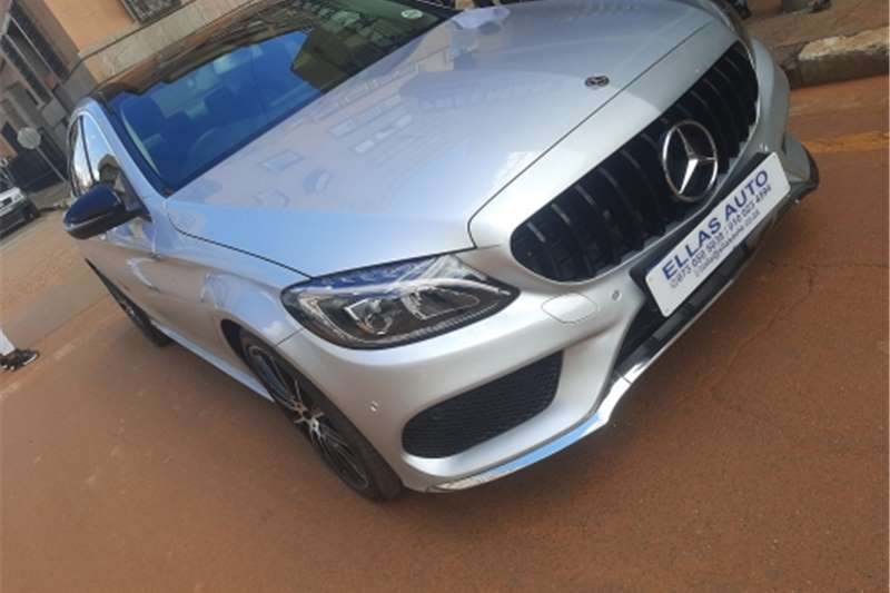 Used 2018 Mercedes Benz C-Class