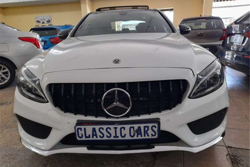 Used 2018 Mercedes Benz C Class