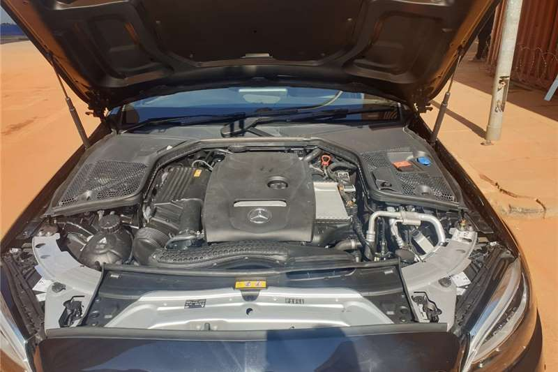 Used 2020 Mercedes Benz C Class