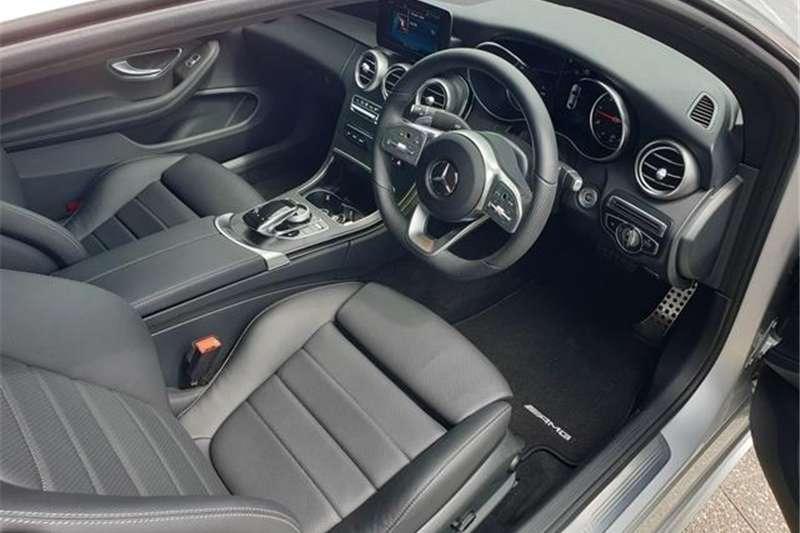 Mercedes Benz C Class A/T 2019