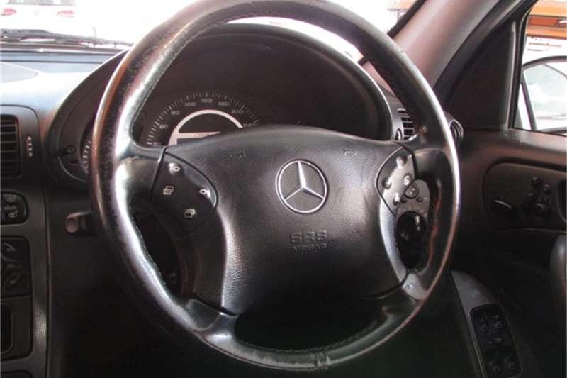Mercedes Benz C Class AMG 2003
