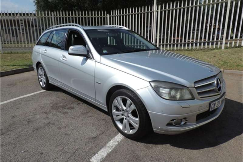 Mercedes Benz C Class BE AVANTGARDE A/T 2008