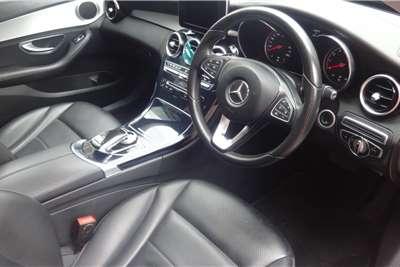 Mercedes Benz C Class C 200 2016