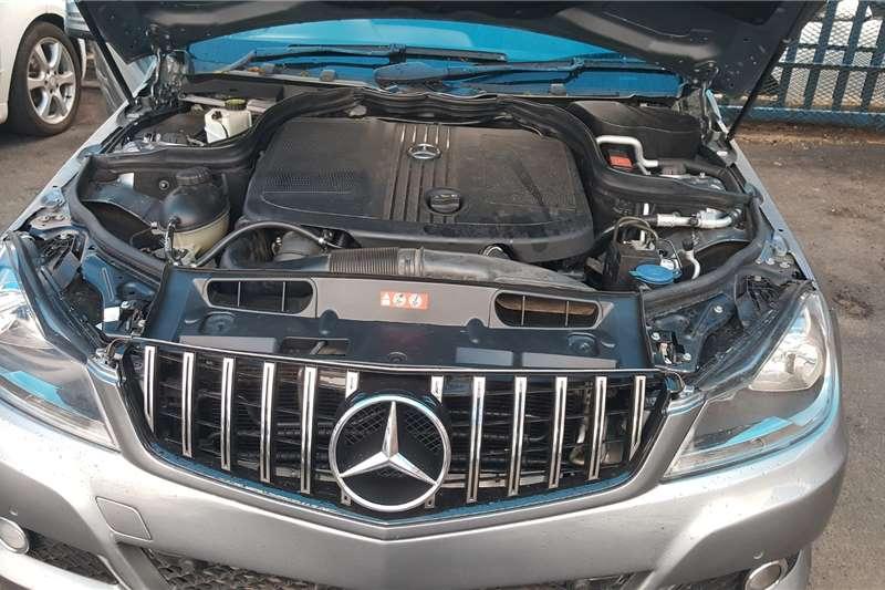 Mercedes Benz C-Class C 200 CDI Auto 2013