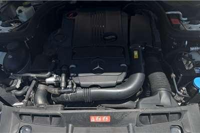 Mercedes Benz C-Class C 250 2012