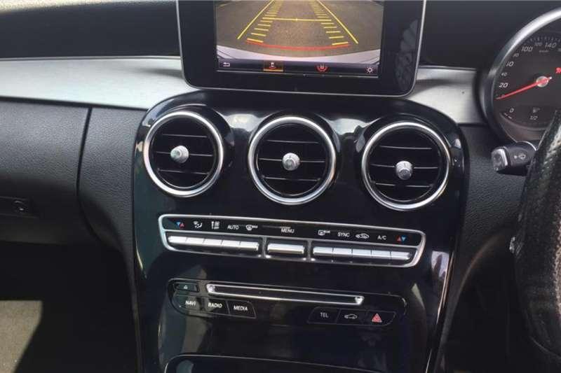 2014 Mercedes Benz C-Class