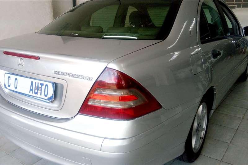 Mercedes Benz C Class C180 2002