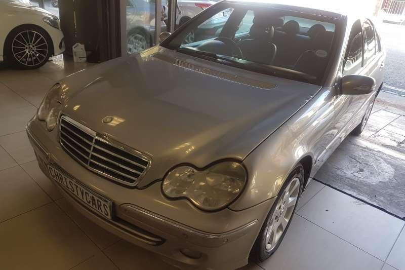 Mercedes Benz C Class C180 2007