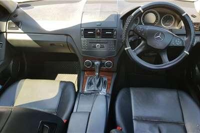 Used 2009 Mercedes Benz C Class C180