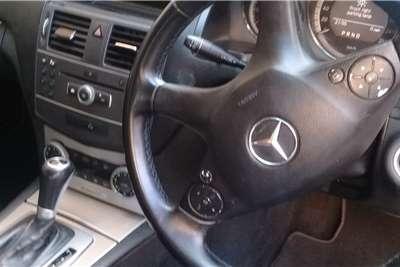 Mercedes Benz C Class C180 2010