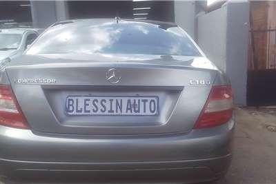 Used 2010 Mercedes Benz C Class C180