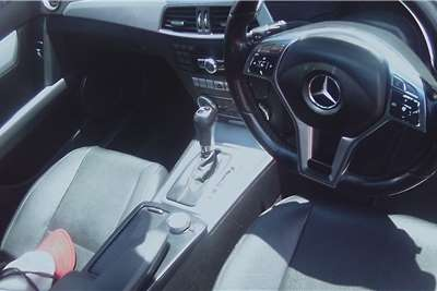 Mercedes Benz C Class C180 2012