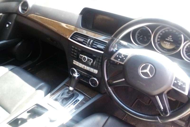 Used 2012 Mercedes Benz C Class C180