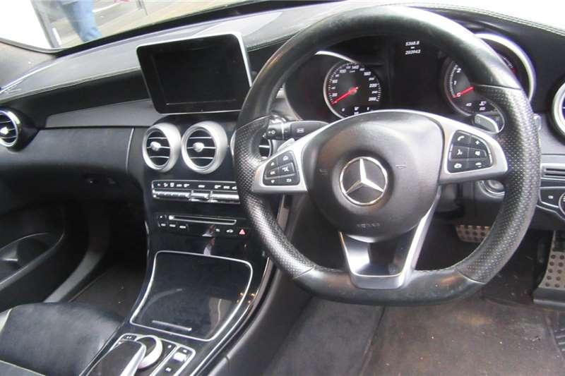 Mercedes Benz C Class C180 2015