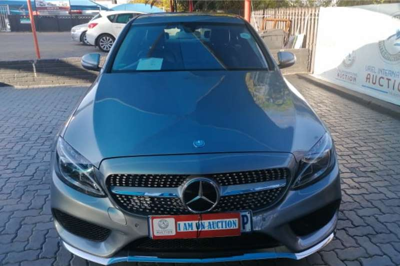 Used 2015 Mercedes Benz C Class C180