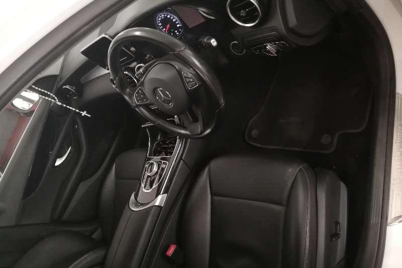Used 2016 Mercedes Benz C Class C180