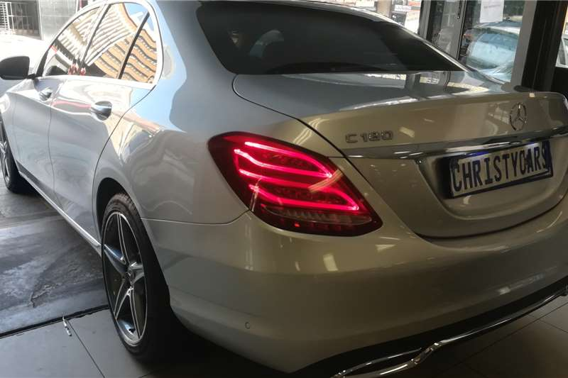 Mercedes Benz C-Class C180 2017