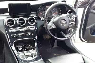 Used 2017 Mercedes Benz C Class C180